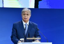 Photo of Kazakh President's state-of-the-nation address sets right course for country's future