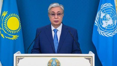 Photo of Kazakh President addresses High-Level Global Round-table on Extractive Industries